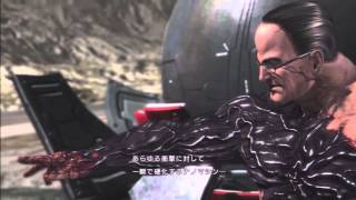Metal Gear Rising:Nanomachines,son.Japanese voice  acting