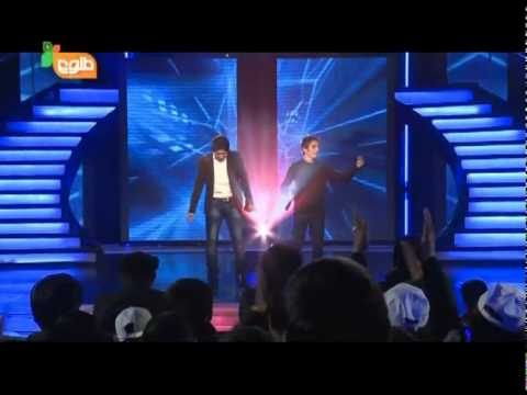 AFGHAN STAR - AFGHAN STAR 2011/12 Announcing Wildcard result (broadcasted 16.02.12)