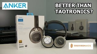 Best Active Noise Cancelling Headphones under $100? | Anker Soundcore Space NC