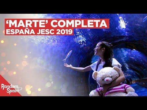 REACCIÓN | 'MARTE' Canción completa | España Eurovision Junior 2019