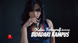 Kelas FOTOGRAFI bareng Bidadari Kampus DIANA Putri | POPULAR Photo Competition 2017 |Retro Campus