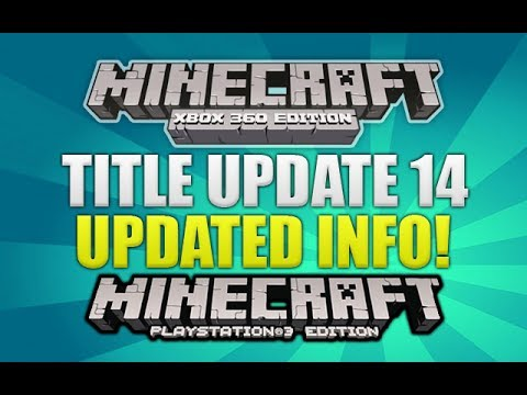 Minecraft Xbox 360/PS3: Title Update 14 The Next Main Focus? (Discussion!)