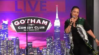 North Korean performs stand up at Gotham Comedy Club!!! (Stand up Comedy)