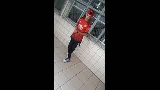 Passinho dos maloka na escola (tentaram me agredir)💔😞😱