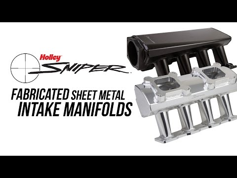 Holley Sniper Fabricated