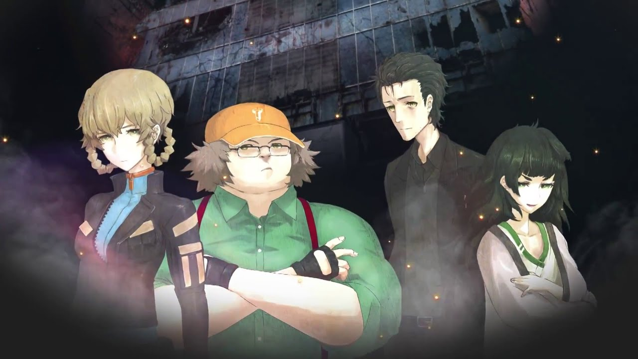 Steins Gate Wallpaper Steins;gate Teaser