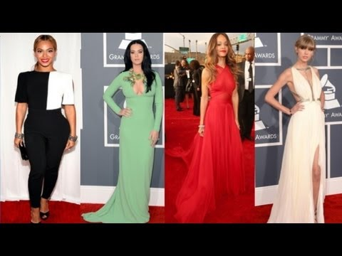 The Grammys 2013: Fashion Review