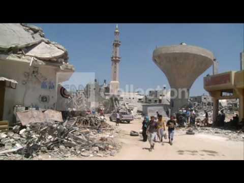 MIDEAST: ISRAEL HAMAS NEW CEASEFIRE AGREEMENT