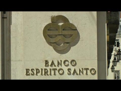Portugal in €4.9bn Rescue of Banco Espirito Santo