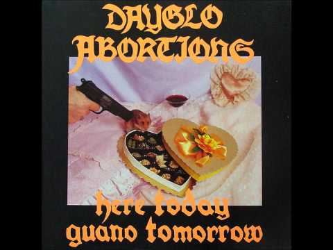 Dayglo Abortions - Shred Central