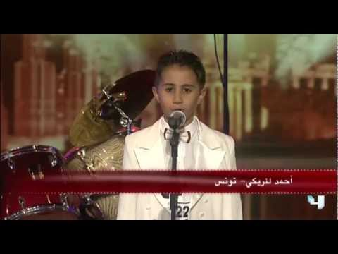 image vido ArabsGotTalent - S2 - Ep6 - &#1571;&#1581;&#1605;&#1583; &#1604;&#1578;&#1585;&#1610;&#1603;&#1610; 