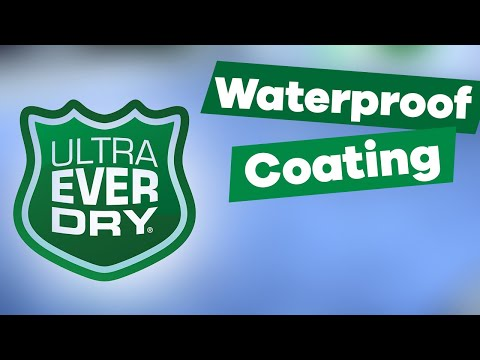 Ultra Ever Dry Waterproof Coating