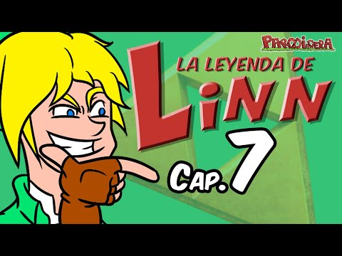 Parodiadera - La Leyenda de Linn Cap 7