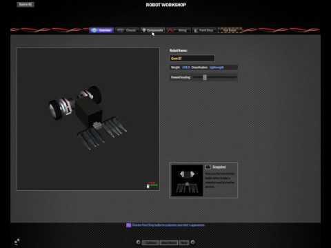 Robot Arena 2 Robot Designs Robot Arena 2 Dfx Design