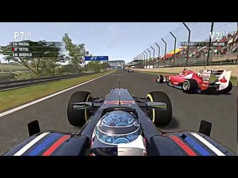 F1 2011 Pc - Gp Do Brasil - Hd