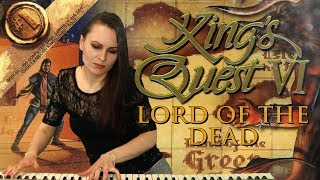 Lord of the Dead - King's Quest 6 (piano cover)