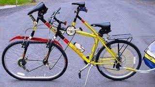 اختراع مدهش دراجة ذاتية القيادة و سريعة جدا