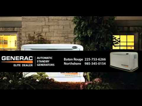 Why Your Home Needs A Backup Standby Generator Instead...