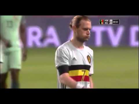 Portugal Vs Belgium 2 - 1 All goals and Highlighs HD
