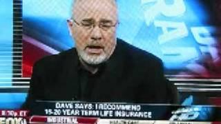 Dave Ramsey Life Insurance Explained - Slams Whole Life