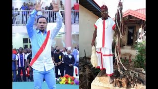 Prophet Odumeje Exposed By Native Doctors After He Challenged Them ... Mobtv