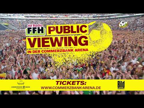 FFH-Public Viewing WM 2018  | Trailer