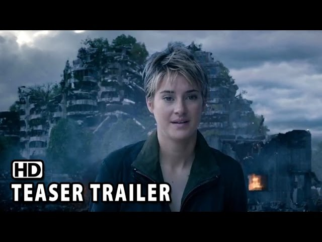 Divergent: Insurgent Official Teaser Trailer (2015)