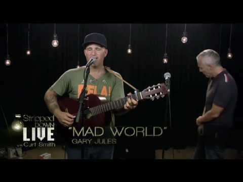 Mad World - Gary Jules and Curt Smith (Tears for Fears) Live