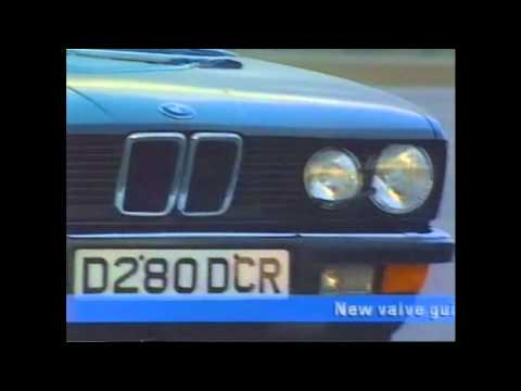 Old Top Gear 1991 - Second Hand BMW 5 Series