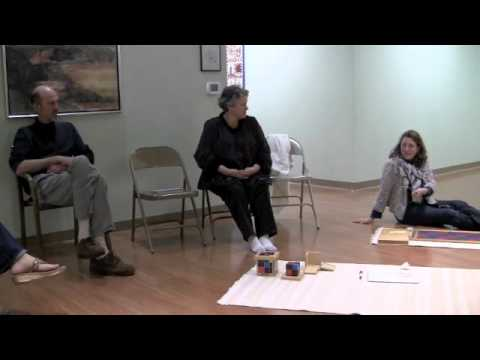 Montessori at Sandy Ford Math Part 3- Concrete Materials for Abstract Concepts - 05/18/2012