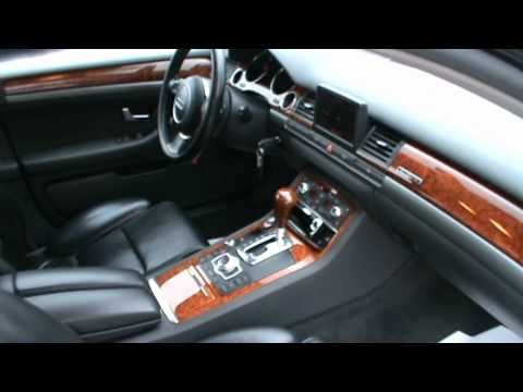2004 Audi A8 3.0 TDI Quattro Tiptronic Review.Start Up. Engine. and In Depth Tour