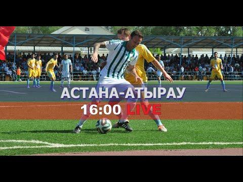 Lokomotiv Astana 3-0 FK Atyrau