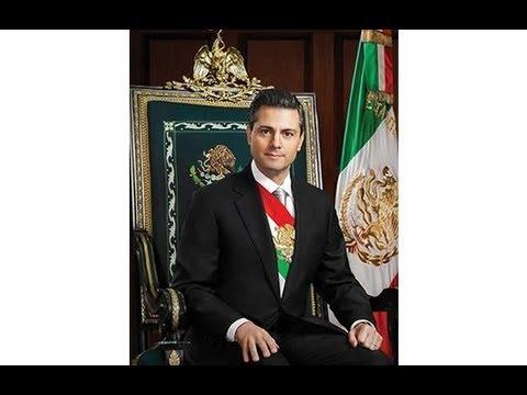 La foto oficial de EPN y las sociedades secretas en México. Núcleo Estado de México
