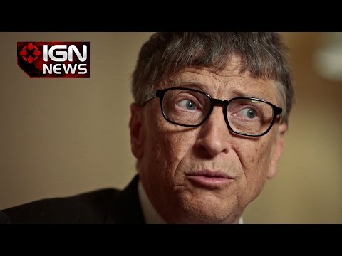 Bill Gates is Concerned About Super Artificial Intelligence - IGN News