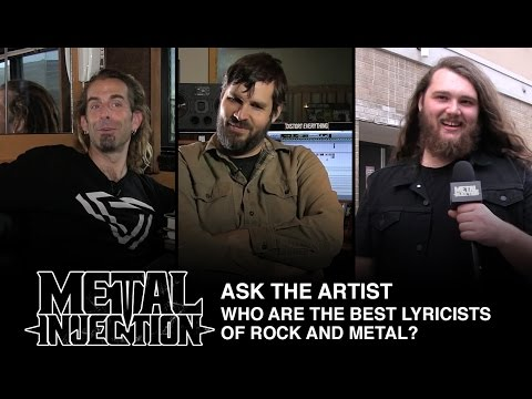 ASK THE ARTIST: Who Are The Best Lyricists of Metal? | Metal Injection