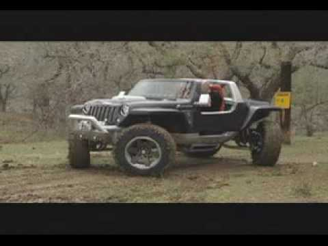 jeep hurricane steering
