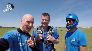 2017.07.17 Skydiving Salisbury 15000 ft (~4500m)