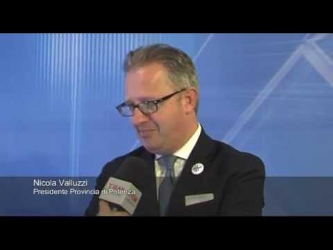 L'unico candidato Nicola Valluzzi rieletto Presidente della Provincia di Potenza