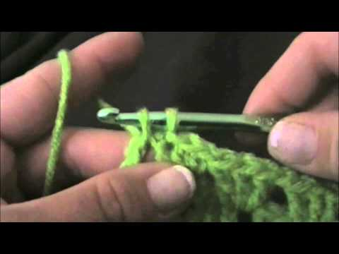 How To Crochet A Granny Square Beginners Tutorial : How to Crochet Granny Square - Tutorial - YouTube