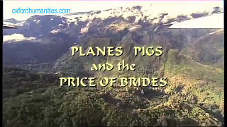 Pigs, Planes and the Price of Brides - the Megani, West Papua