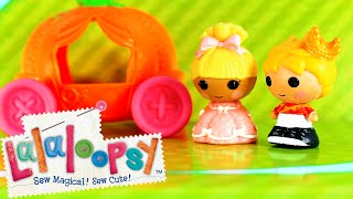 Lalaloopsy Tinies : The Carriage Ride -  A Sew Royal Castle Story