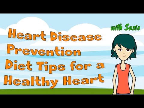 Heart Disease Prevention: Diet Tips for a Healthy Heart