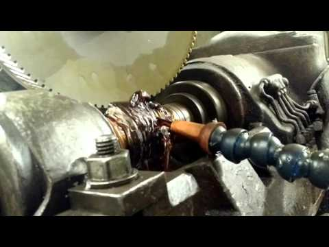 How To Make Gears - Hobbing gears - machine shop project