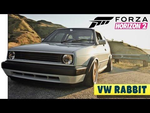 !VW Rabbit! vs !Audi RS3! Tryb Online! #35 | Forza Horizon 2