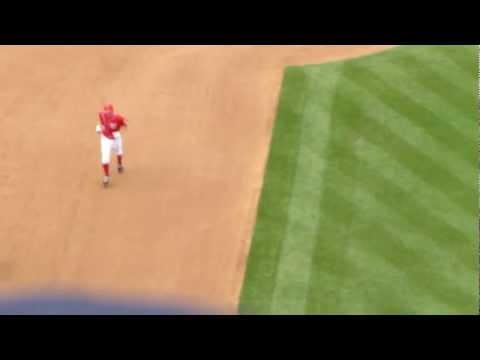 Washington Nationals Stephen Strasburg Home Run