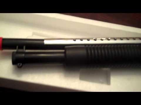 CYMA P.788 Spring Airsoft Shotgun Review