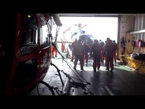 Antartica Brasil - Postos de Vôo no Max - Operantar XXX thumbnail