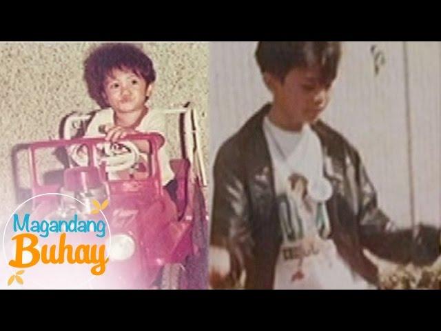Magandang Buhay: Vhong's childhood