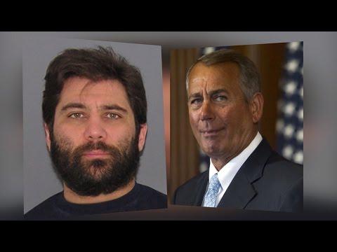 Ohio Bartender Indicted for Threatening to Kill John Boehner