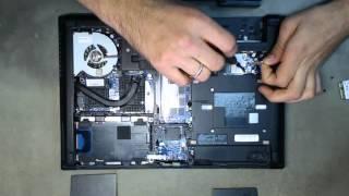 Ремонт ноутбука. Замена модуля Wi Fi в ноутбуке HP EliteBook 8470W
